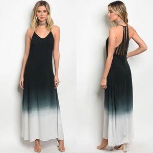Dresses & Skirts - 🌺 Crochet Back Ombre  Dress 🌺 only 3️⃣left !